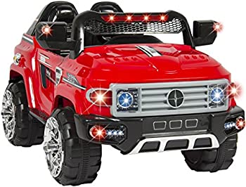 BestChoiceProducts12V MP3 Kids Ride on Truck Car