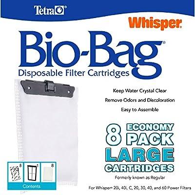 Tetra Whisper Assembled Bio-Bag Filter Cartridges