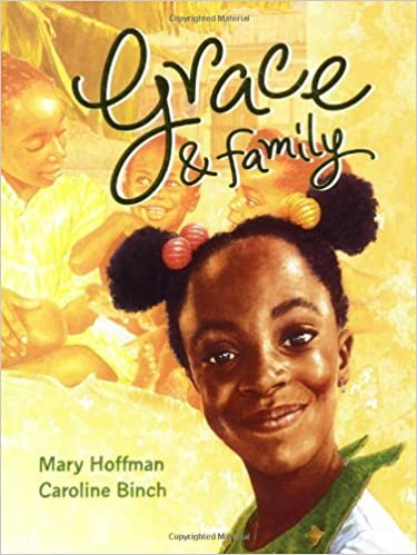 Book Grace and Family by Mary Hoffman (2007-08-02)