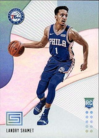 more photos 93176 85fef Amazon.com: 2018-19 Panini Status NBA Basketball Card #101 ...