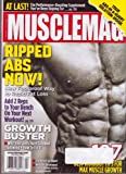 img - for MUSCLEMAG Magazine (Apr 2011) Ripped Abs Now! book / textbook / text book