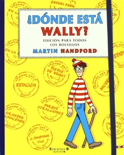 Descargar Libro Donde Esta Wally?: Edicion Para Todos Los Bolsillos Martin Handford