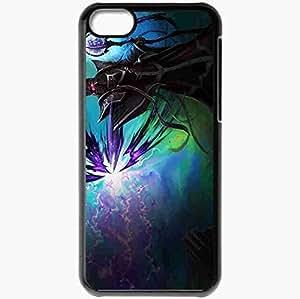 XiFu*MeiPersonalized iphone 5/5s Cell phone Case/Cover Skin League Of Legends BlackXiFu*Mei