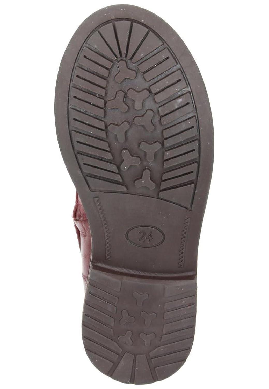 Lea M?dchen Stiefel rot 560412-4, Gr. 39