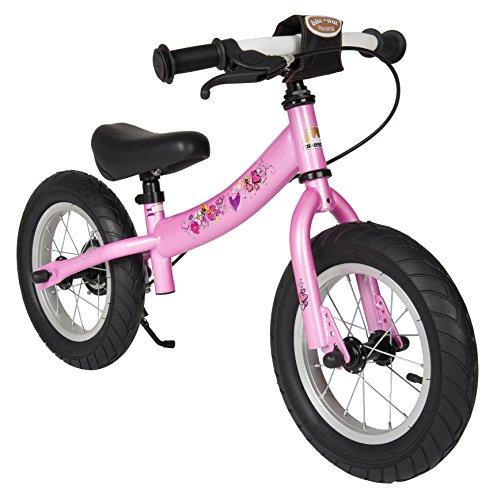 BIKESTAR-Premium-305cm-12-pulgadas-Bicicleta-sin-pedales-para-las-princesas-mas-pequeas-a-partir-de-los-3-aos--Edicin-Sport--Rosa