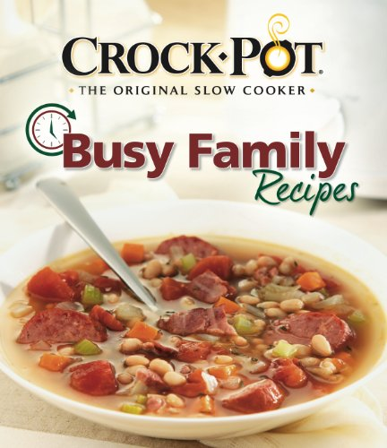 Crock-Pot Busy Family Recipes (Beef Stew In Crock compare prices)