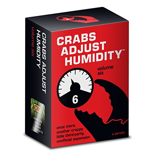 Crabs Adjust Humidity - Vol Six