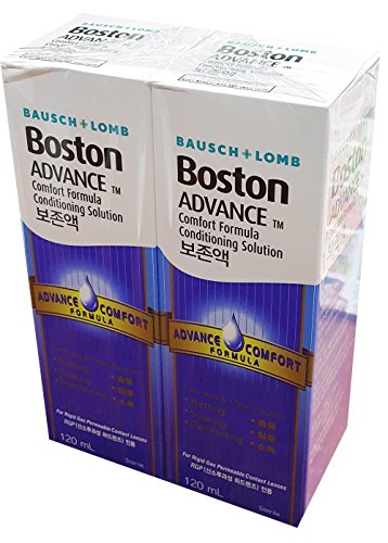 Bausch & Lomb Boston Advance Comfort Formula Conditioning Solution 4.05 oz, 2 pack Advance Conditioning Solution
