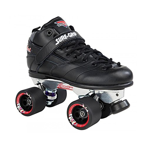 - Sure-Grip Rebel Avanti Roller Skates (Mens 7 / Womens 8-8.5)