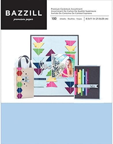 American Crafts Bazzil Basics 8.5