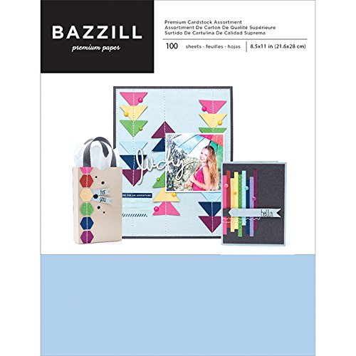 American Crafts Bazzil Basics 8.5
