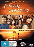 Private Practice Season 1 DVD [Extended Edition]