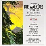 Wagner: Die Walküre - Zweiter Teil der Gesamtaufnahme (Aufführungsmitschnitt vom 26.7.1953)