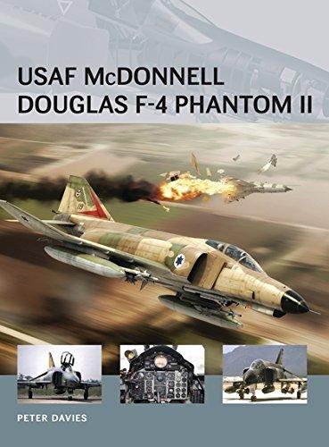 4 Phantom Douglas Mcdonnell F (USAF McDonnell Douglas F-4 Phantom II (Air Vanguard))