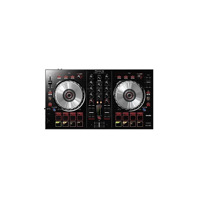 Pioneer DJ DDJ-SB2 Portable 2-channel co