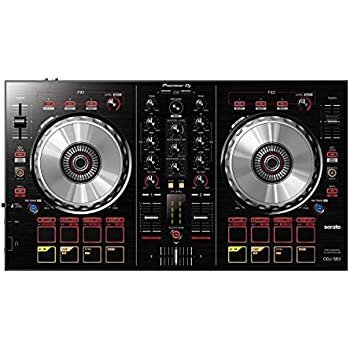 Pioneer DJ DDJ-SB2 Portable 2-channel controller for Serato DJ