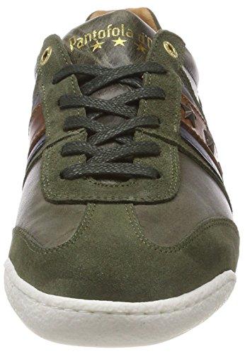 Pantofola Uomo Imola Sneaker d'Oro Herren 52a Olive Low Grün ZqwFZt