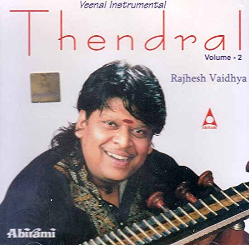 Veenai Instrumental: Thendral Volume Two by Rajhesh Vaidhya