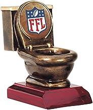 Marco Fantasy Football FFL Toilet Bowl Trophy/Losers Award