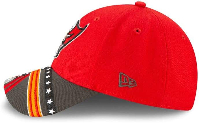 New Era Tampa Bay Buccaneers 9forty Adjustable Cap Nfl19 Draft