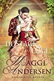 """""""The author weaves suspense, suspicions, and intrigue throughout with historical merit. The Georgian Award is hereby granted to Maggi Andersen for Hostage to Love.""""From elegant London ballrooms to the dungeons of Paris…It is 1792 and Viscount Be..."""