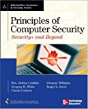 img - for Principles of Computer Security: Security+ and Beyond book / textbook / text book