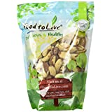 Food To Live ® Brazil Nuts (Raw, No Shell) (2 Pounds)