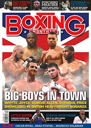 - Boxing Monthly