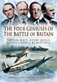 The Four Geniuses of the Battle of Britain, David Coles and Peter Sherrard, 1848847599