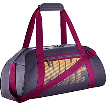 324a352cb9a2 Nike Women Gym Club Duffel - Dark Raisin Sport Fuchsia (Melon Tint ...