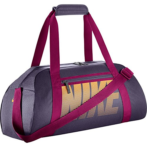 b7de05dced4 Nike Gym Club Women s Training Duffel Bag (One Size, DARK RAISIN SPORT  FUCHSIA