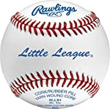 Rawlings RLLB1 Little League Competition Grade Leather Baseball