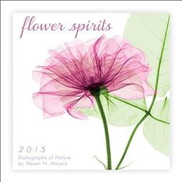 Flower Spirits 2015 Mini Calendar