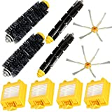 Brushwood Bundle Filtrate - 10pcs Filter Brush Pack Kit 6 Armed - Load Multitude Thicket Backpack Percolate Copse Carry Dribble Coppice Cram Permeate Skirmish Strain Encounter Throng