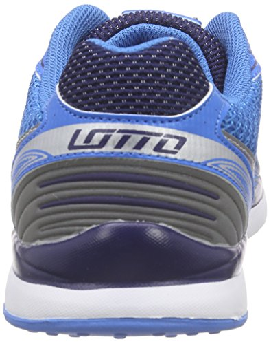 Lotto SPEEDRIDE IV - Zapatillas de running Hombre Azul - Blau (BLU MOO/WHT)