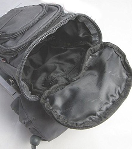 New Men'S Waist Bags Leisure Camera/Mobile Phone Outdoor Nylon Portable Messenger Bag Men Sports Packs