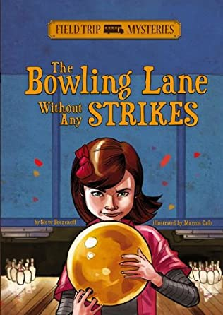 book cover of The Bowling Lane Without Any Strikes