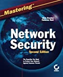 img - for Mastering Network Security by Chris Brenton (2002-10-07) book / textbook / text book