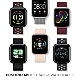 iTouch Air 3 Smartwatch Fitness Tracker, Heart