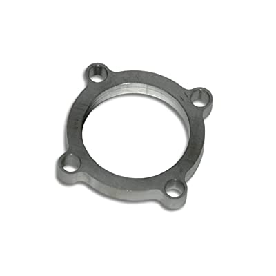 "Vibrant 14390 2.5"" 4-Bolt Discharge Flange: Automotive"
