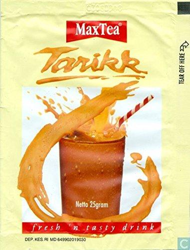 Max Tea Teh Tarikk 25 gramos (10 sobres): Amazon.es: Alimentación y ...