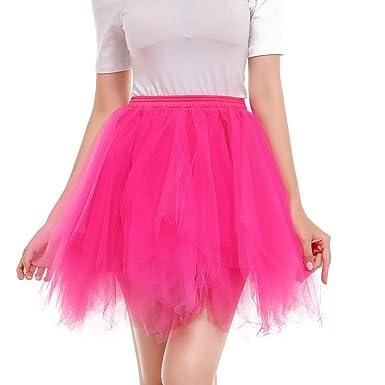 AQIN - Falda de Tul, Falda de Ballet, tutú, Vestido Vintage ...