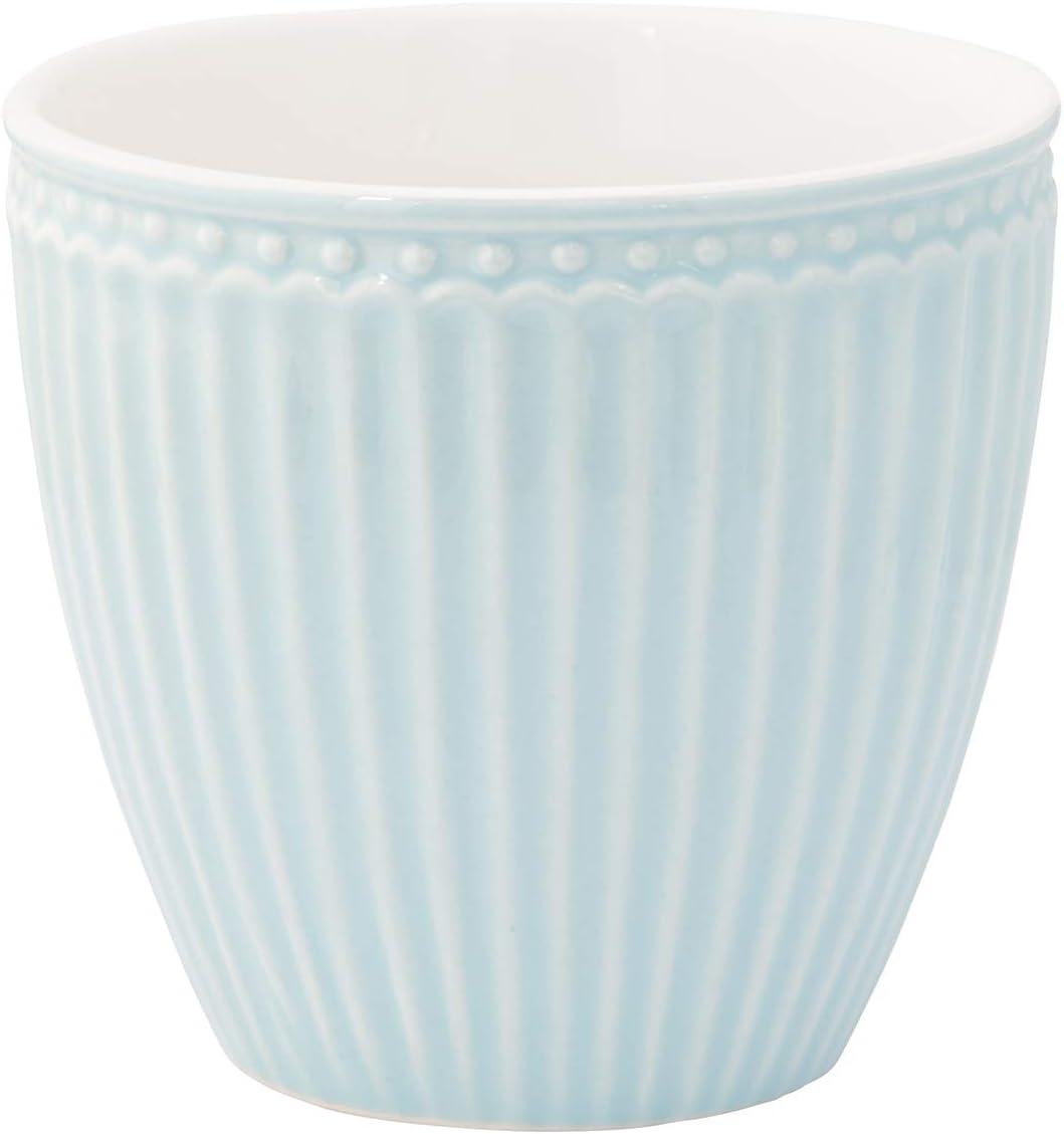 Green Gate Latte Cup Flora White