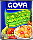 Goya Foods Fruit Cocktail, 29 Ounce (Pack of 12)