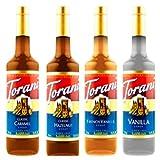 Torani Variety Pack Caramel,...