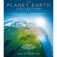 Planet Earth II / Blue Planet II (4KUHD) (Blu-ray)