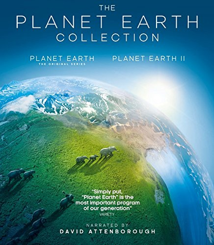 4K Blu-ray : Planet Earth Ii/ Blue Planet Ii (4K Mastering, Boxed Set)