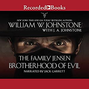 Brotherhood of Evil Audiobook