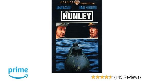 Amazoncom The Hunley Tvm John Gray Armand Assante Donald