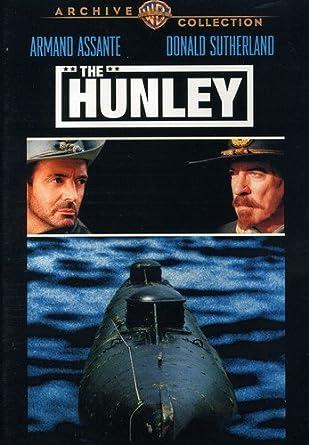Amazon.com: The Hunley (Tvm): Armand Assante, Donald Sutherland, Alex  Jennings, John Gray: Movies & TV